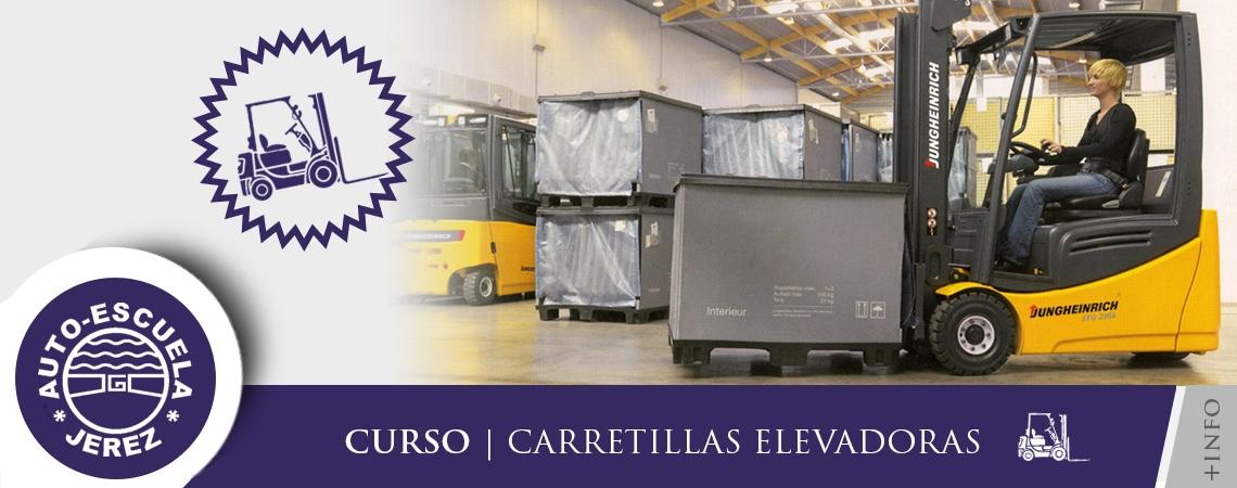 Curso Carretilla - Autoescuela Jerez - Formación Vial